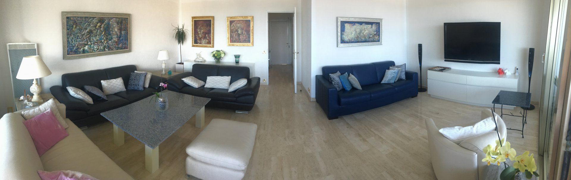 Seasonal rental Apartment - Villeneuve-Loubet Marina Baie des Anges