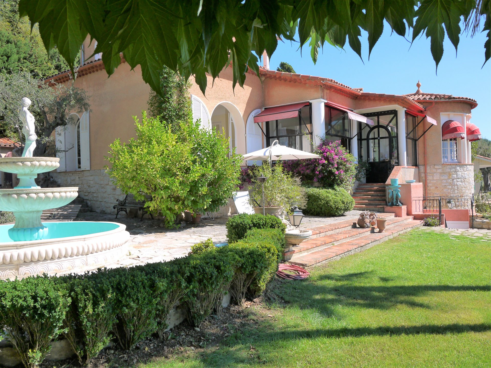 Magagnosc - Exceptional property with sea view